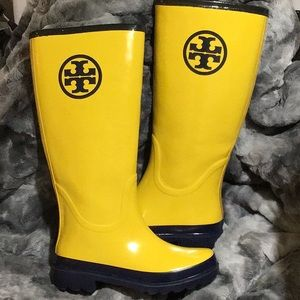 👢🔥Tory Burch Rubber Boots🔥 👢